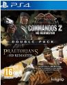 Bon plan Amazon : Commandos 2 & Praetorians: Hd Remaster Double Pack PS4 à 14.99€ au lieu de 39.99€
