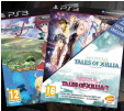 Bon plan  : Tales of Xillia 1 & 2 + compil Tales of Graces F & Tales of Symphonia Chronicles sur PS3 pour 19,99€