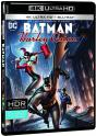 Batman et Harley Quinn - 4K Ultra HD - DC COMICS 4K Ultra HD + Blu-ray à 10.99€ au lieu de 24.99€ @ Amazon