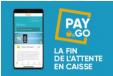 Adhérents : 5€ offerts en chèques cadeaux dès 30€ en payant en magasin avec l'appli (Pay&Go) @ Fnac
