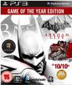 Batman : Arkham City Goty (PS3)(UK) à 15,58 € @ Amazon.fr
