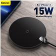 Chargeur sans fil Qi Baseus 15W avec affichage de la puissance, câble de 1.5m à 9.18€ au lieu de 15.36€ @ Aliexpress