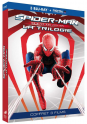 Coffret Blu-ray : Trilogie Spider-Man : Tobey Maguire à 7,49 euros @ Amazon