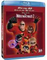 Les Indestructibles 2 Blu-ray 3D à 9,99€ au lieu de 24,99€ @ Leclerc
