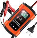Chargeur de batterie voiture 6A / 12V avec écran LCD à 14.39€ au lieu de 19.99€ @ Amazon (vendeur tiers)