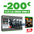 Pack Xbox One X 1to + Gears 5 + Call Of Duty Black Ops IIII Specialist Ed à 299.99€ @ Micromania