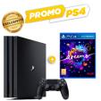 Pack Ps4 Pro 1 To Noire + Dreams à 299.99€ @ Micromania
