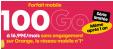 Bon plan Sosh boutique  : Forfait mobile illimité 100Go + 15Go en Europe à 16,99€ même après un an à 16.99€