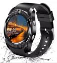 Smartwatch Leehur V8 Bluetooth avec fonction téléphone (avec carte sim) à 8.12€  @ Gearbest