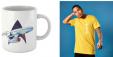 T-shirt Star Trek et une tasse pour 9,99€ @ Zavvi