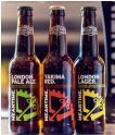 4 bières Meantime à 1€ l'unité au lieu de 2.5€ à 2.8€ @ Shopmium