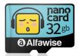 Carte mémoire Micro SD Alfawise 32go à 3.87€ port compris @ Gearbest