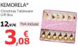 Coffret de 6 cuillères avec décoration de noël (doré ou argenté) à 3.01€ au lieu de 9.01€ @ Aliexpress