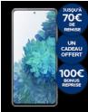 Galaxy S20 FE 5G 256Go à 553.10€ mini avec reprise de votre mobile + Bracelet fit 2 ou manette offert au lieu de 950€ @ Samsung Plus