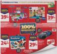 Le 16 Octobre : 4ème vague de 100% remboursés chez Auchan