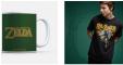 Lot Tshirt + Mug Zelda à 9.99€ @ Zavvi