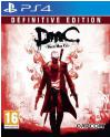 DmC Devil May Cry: Definitive edition Ps4 à 15.99€ @ Amazon