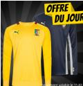 Bon plan Sport Outlet : Sweat d'entraînement Cameroun PUMA à 6.66€ et Pantalon Chino Brave Soul à 6.66€