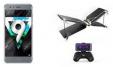 Smartphone Honor 9 64Go + Drone Parrot Swing à 299€ après odr @ Amazon