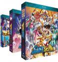 Intégrale Les Chevaliers Du Zodiaque Blu-ray à 34,99€ @Amazon