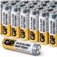 Boîte de 32 Piles AA GP Batteries alcalines 1.5V à 7.99€ et AAA à 8.49€ @ Amazon (vendeur tiers)