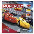 Sélection de promos jouets et jeux de sociétés (ex: Monopoly Junior Cars à 8.46€) @ Fnac