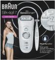 Épilateur Électrique Braun Silk-Épil 7 7/890 Sensosmart 7 Accessoires Argent à 64.99€ au lieu de 100€ environ @ Amazon
