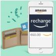 Prime : 6€ offerts en rechargeant votre compte de 60€ @ Amazon