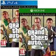 GTA 5 sur Ps4 & Xbox One à 12,50€ @ Leclerc
