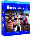 Coffret Blu-ray  Hancock / Spider-man : Homecoming / Men in Black à 4.55€ @ Amazon