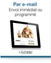 Offrez un chèque cadeau de 50€ , vous recevrez un bon de 10€ dès 50€! @ Amazon