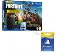 Pack Console PS4 Slim 500 go  Fortnite + 3 mois de PSN à 284,99 euros @ Cdiscount