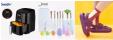 Bon plan Aliexpress : Dès jeudi 9h: Friteuse sans huile 4.2L à 44.99€, Kit maquillage à 10.99€, Sandales Eva à 4.9€