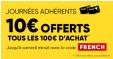 Bon plan Fnac : Adhérents : 10€ offerts en chèques cadeaux par tranches de 100€