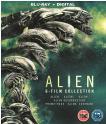 Alien : L'intégrale 6 films blu-ray à 13.49€ @ Zavvi