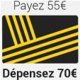 Bon plan Fnac : Fnac Bonus : Carte 40€ à 30€ ou Carte 70€ à 55€ pour les adhérents