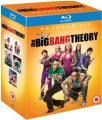 Coffret Bluray 5 saisons The Big Bang Theory VOSTFR à 37.45€ @ Zavvi