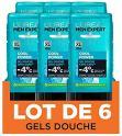 Bon plan Amazon : Pack de 6  Gels douche L'Oréal Men Expert pour Homme 300 ml à 10.6€ au lieu de 18.6€
