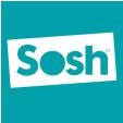 Forfait mobile sosh illimité 20Go 4G à 9.99€ au lieu de 19.99€ pendant 1 an @ Sosh