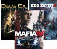 Bon plan HumbleBundle : [PC/Steam] Deus Ex: Mankind Divided + Mafia III + GOD EATER 1 & 2 Rage Burst + 5 autres Jeux surprises pour 12$ / 10€
