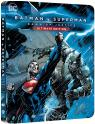Batman v Superman : L'aube de la Justice 4K Ultra HD + Blu-Ray-Édition boîtier SteelBook à 16.46€ au lieu de 29.99€ @ Amazon