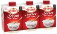 Brique de Crème Fraîche semi-épaisse Président Secret de Crème remboursée à 100% via ODR @ Envie de Bien manger