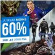 Jusqu'à -60% de Réduction sur les Jeux PS4 (Ex : PES 2018 à 9.99€ / Mass Effect Andromeda - Édition Recrue à 7.99€...) @ PS Store