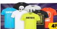 Tshirts Fortnite hommes à 4.99€ et enfants à 3.99€ @ SportOutlet