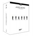 Intégrale de James Bond en Blu-Ray, 24 films à 65 euros port compris @ Fnac