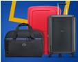 Bon plan Fnac : Sélection de valises de marques jusqu'à -60%