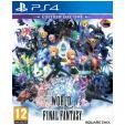 Bon plan Fnac : World of Final Fantasy Edition Day One PS4 à 19.99€ au lieu de 29.99€