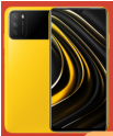 Smartphone Poco M3 jaune 4/64 à 119.9€ @ Mi
