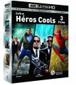 Coffret Blu-ray 4K Héros Cools : Hancock / Spider-man : Homecoming / Men in Black - Exclusif Amazon à 22.9€ @ Amazon