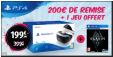 Amazing Days : PS VR + Skyrim VR à 199.99€ voire 179.99€ au lieu de 299€ / Packs Xbox One S à 179.99€ voire 159.99€ au lieu de 279.99€ @ Micromania